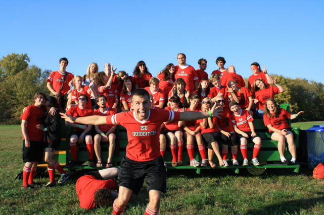 Credit: Illinois State University Quidditch Team