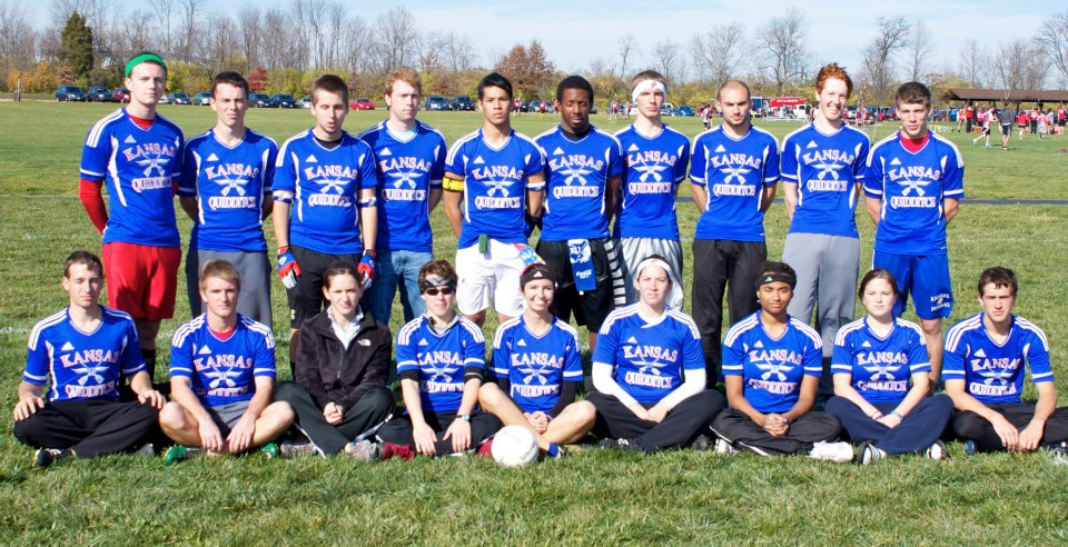 Kansas Quidditch started the season facing injuries but is looking to find their spark and impress at World Cup VI. Credit: Kansas Quidditch