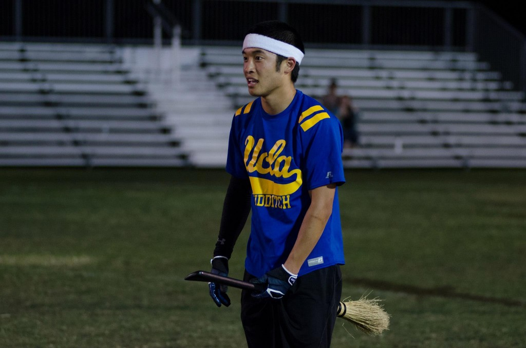 Jeffrey Lin will be vital to his team's day one success, likely playing chaser and subbing it at seeker in Steve DiCarlo's absence. Credit: Kat Ignatova/IQA Staff