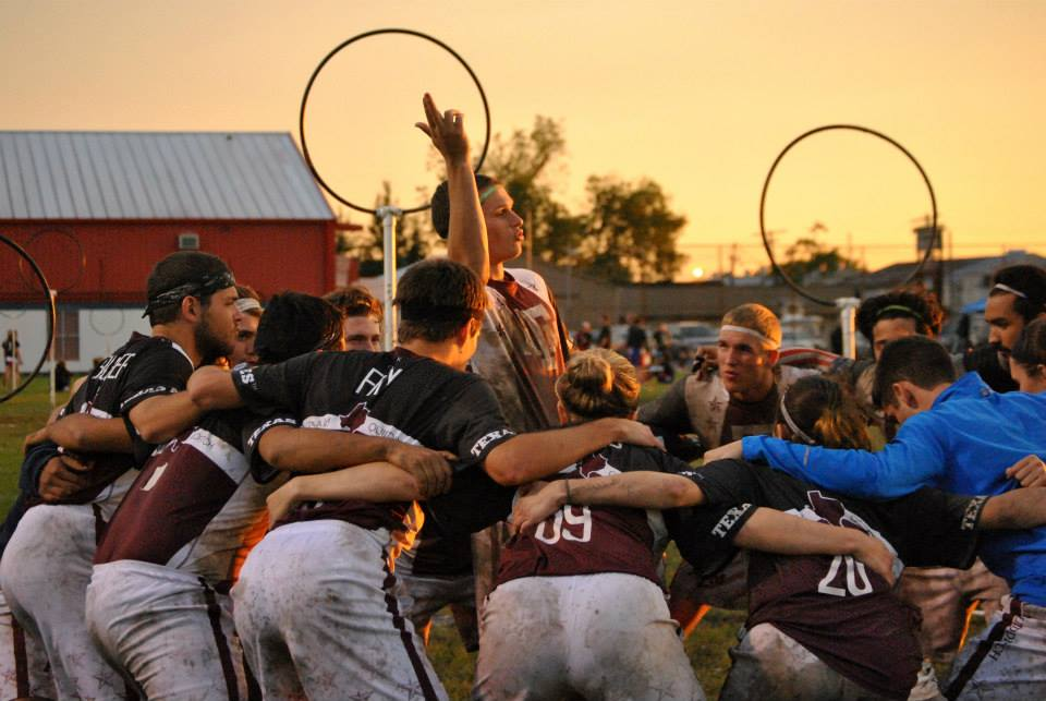 Texas A&M took down the Wolf Pack Classic in style, defeating Lone Star 90*-10 in the finals. Credit: Ruben Polanco