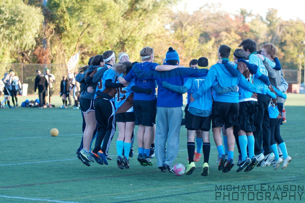 Tufts may be as close at its ever been to a tournament title. But is this the weekend? Credit: Michael E. Mason/IQA Staff
