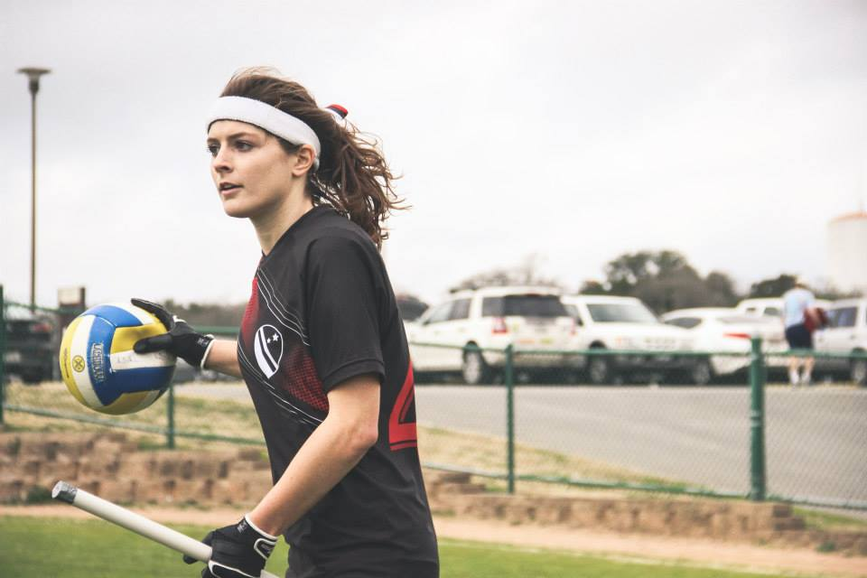 Because we didn't need much of an excuse to post more high-quality pictures of Missy Sponagle. Credit: Lauren Carter