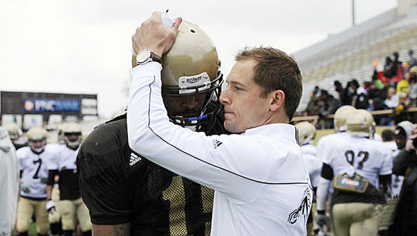 Western Michigan University Coach P.J. Fleck's recruiting class was an absolute shock to many major programs and analysts. Credit: WMUfootball.com